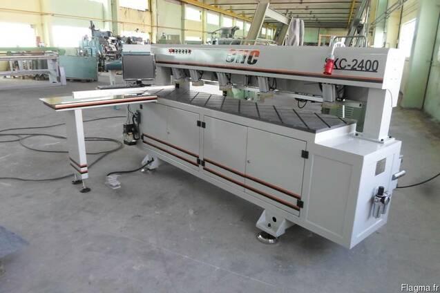 20-90-534 CNC сверлильно-долбежный станок