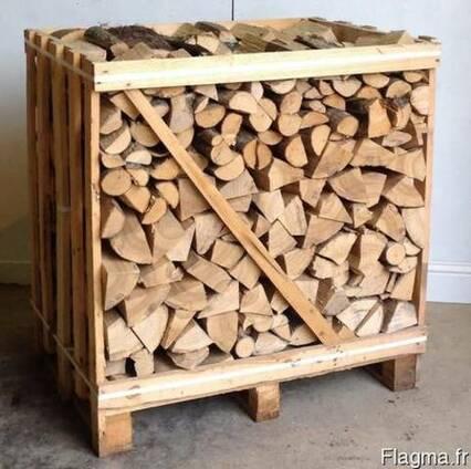 Bois de chauffage fendu(chêne, charme, bouleau, verne, frên)