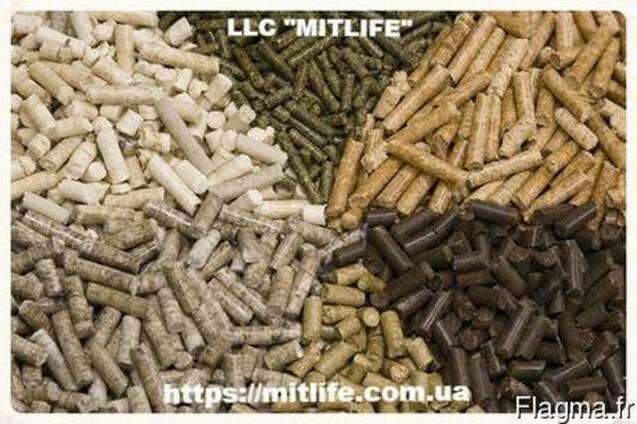 Комбикорм для животных корма оптом LLC Mitlife