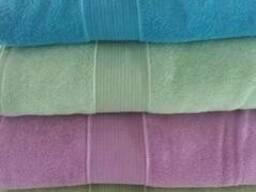 Махровые полотенца сток - фото 2