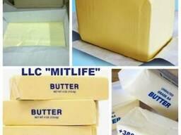 Масло сливочное 72,5% ГОСТ Украина LLC Mitlife