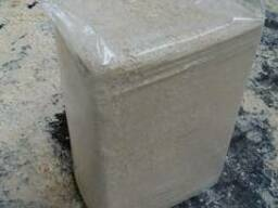 Sawdus - wholesale Briquette 20 kg - photo 2