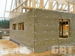 Wood wool cement board / Panneau de ciment en laine de bois - photo 4