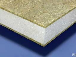 Wood wool cement board / Panneau de ciment en laine de bois - photo 5