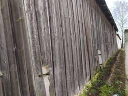 Ancienne planche de grange 20 - 70 ans - Амбарная доска
