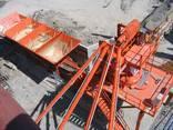 Б/У мобильный бетонный завод Wiggert Mob 80 м3/ч Германия - фото 3