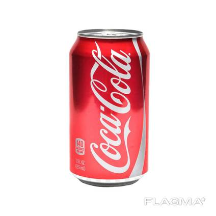 Coca Cola can 330ml x 24