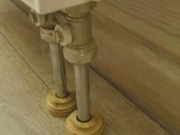 Декоративные накладки на трубы (деревянные) - photo 5