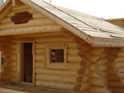 Дома из бревна рубленного любой сложности - фото 4