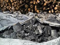 Древесный уголь для BBQ