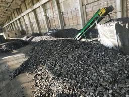 Древесный уголь (дуб, клен, береза)