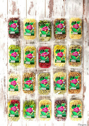 Фермерские продукты и био/органик, Франция