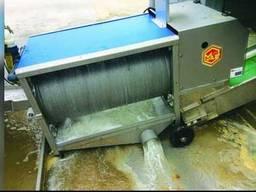 Фильтр для спата моллюсков