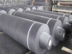Graphite Electrodes UHP HP RP diameter 100-700 mm Low Price - photo 2