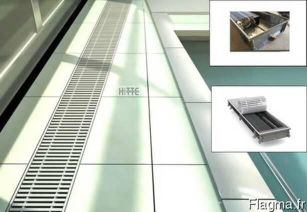 Heating/cooling convectors