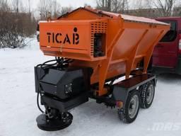 Distributeur de sable et de sel RPS-1500