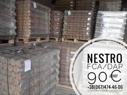 Nestro брикеты / wood briquettes