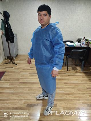Overalls, medical gowns