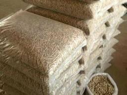 Пеллеты (древесные топливные гранулы) А1, А2. 6мм - фото 2