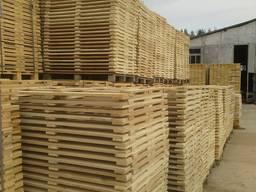 Поддон, паллет деревянный новые - photo 7