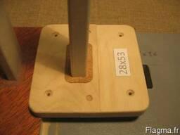 Пробковые обкладки на опоры радиаторов - photo 4