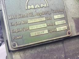 Продам корабельный двигатель фирмы Ман - photo 4