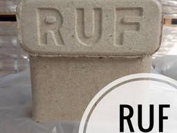 RUF брикеты / wood briquettes