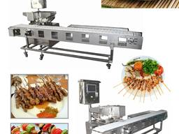Skewer machİne