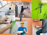 Строительные и отделочные работы, монтаж различной мебели. - photo 1