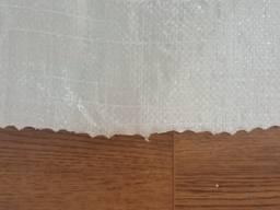 The bag is woven polypropylene