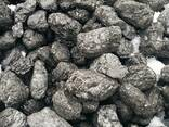 Charbon Anthracite AO, AM, AS, ASH soufre 1%, cendre 5% - photo 1