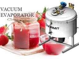 Vacuum Evaporator / Jam making machine